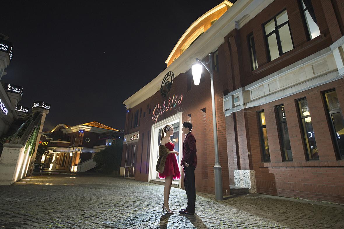 蘇州婚紗攝影工作室-高雄婚攝MAC推薦